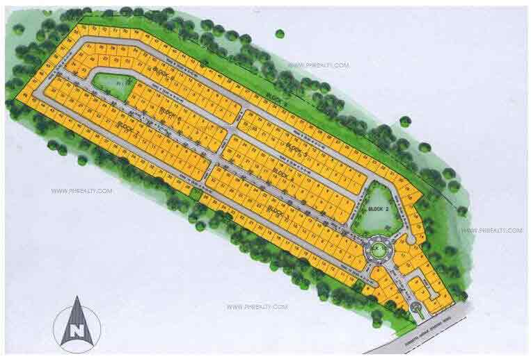 Forest Parkhomes North - Site Development Plan