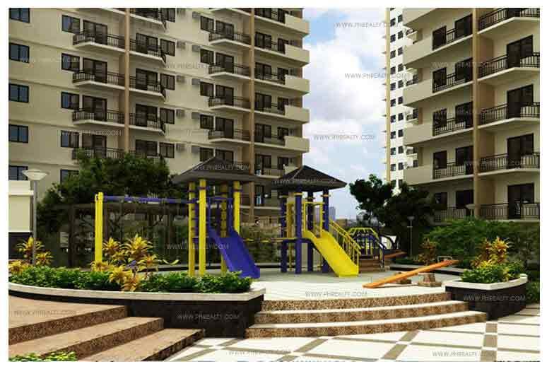 Cypress Towers - Playground 2