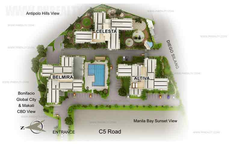 Cypress Towers - Site Development Plan