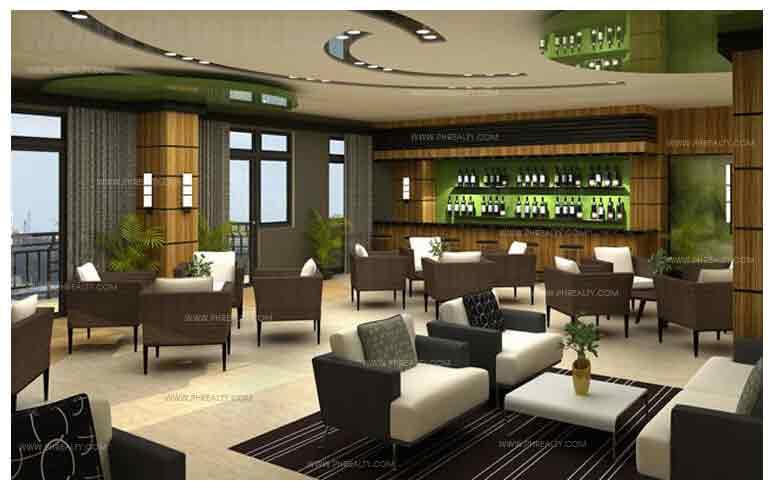 Cypress Towers - Sky Lounge