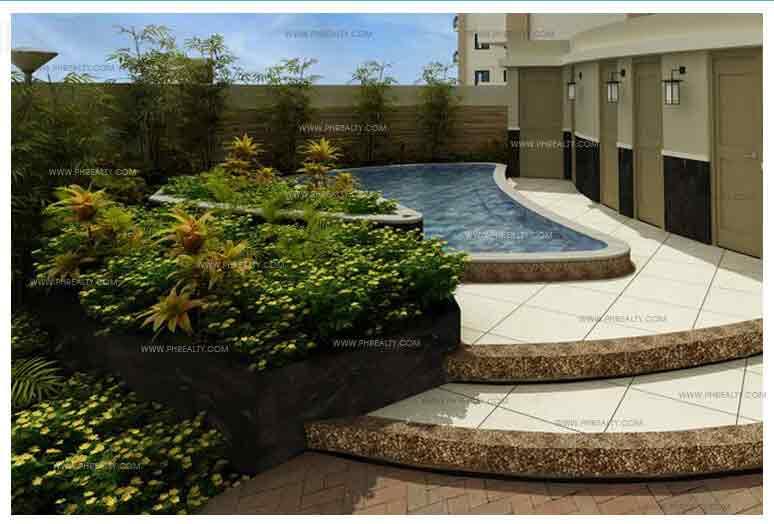 Cypress Towers - Spa Pool
