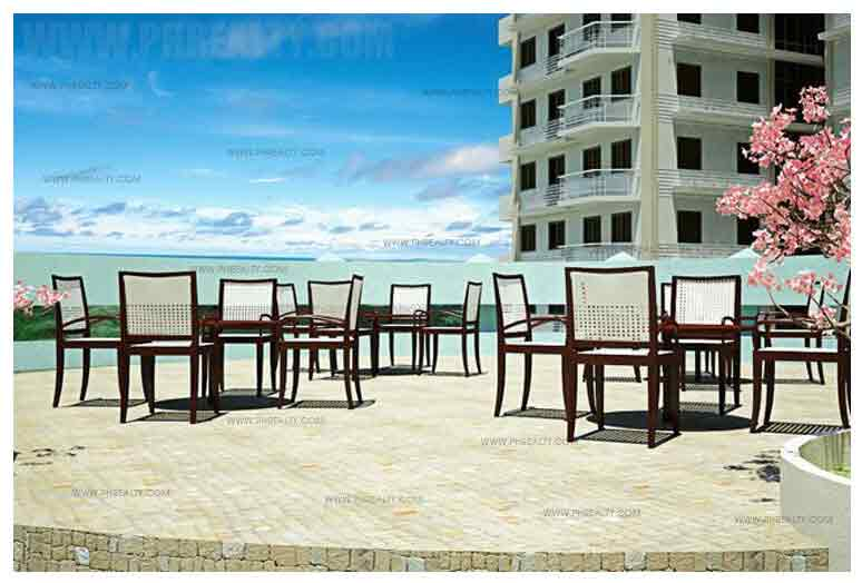 Cypress Towers - View Deck