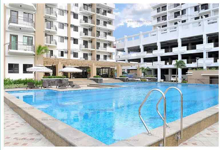 Cypress Towers - Swimming Pool
