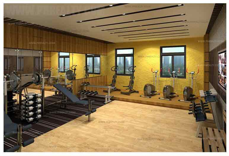 Cypress Towers - Fitness Gym