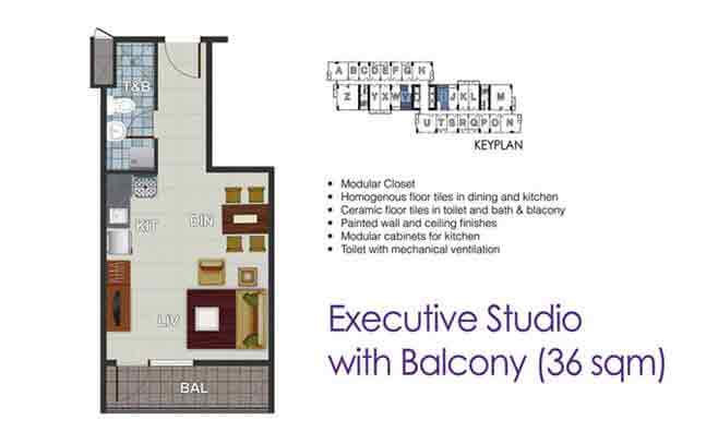 Dream Tower - Executive Studio