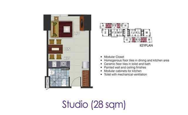 Dream Tower - Studio