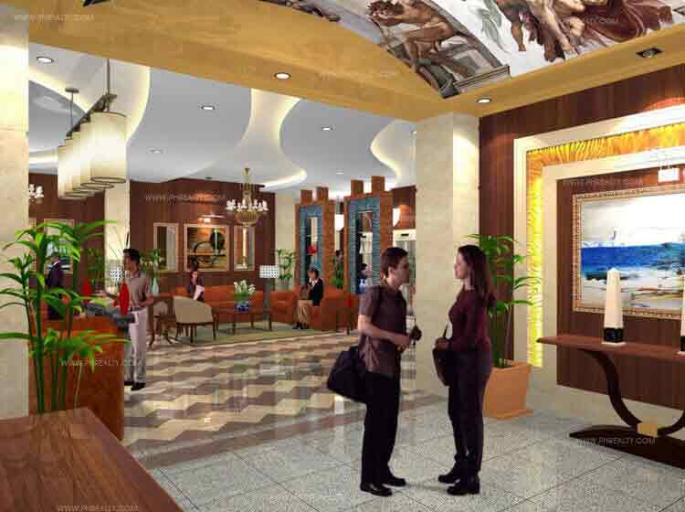 The Venice Luxury Residences - Lobby