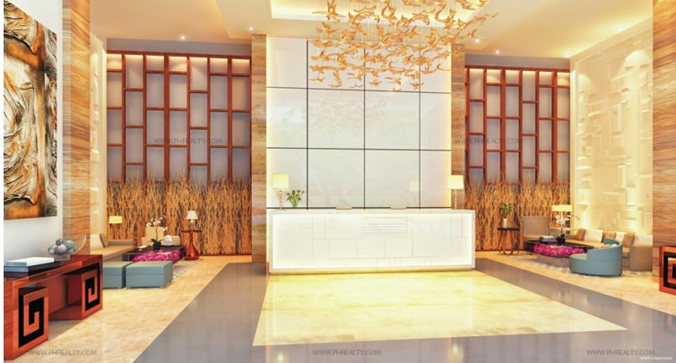 Salcedo Sky Suites - Grand Lobby