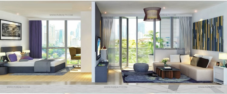 Salcedo Sky Suites - One Bedroom Suite