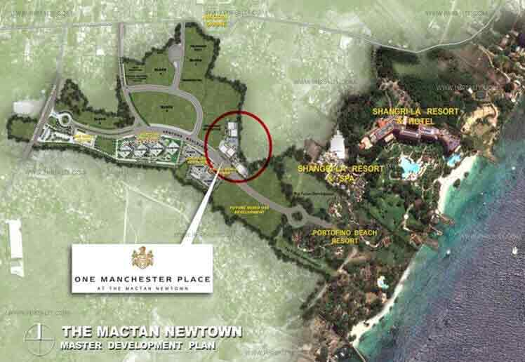One Manchester Place - Location and Vicinity