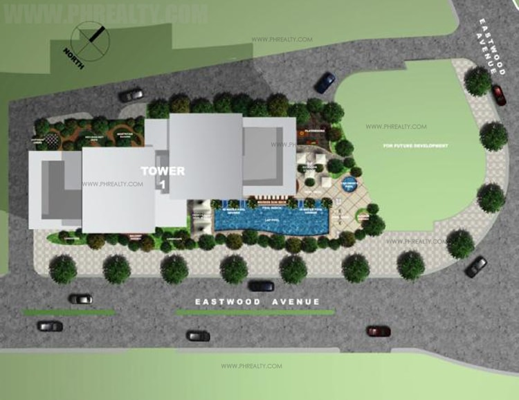 One Eastwood Avenue - Master Plan