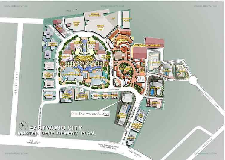 One Eastwood Avenue - Site Development Plan