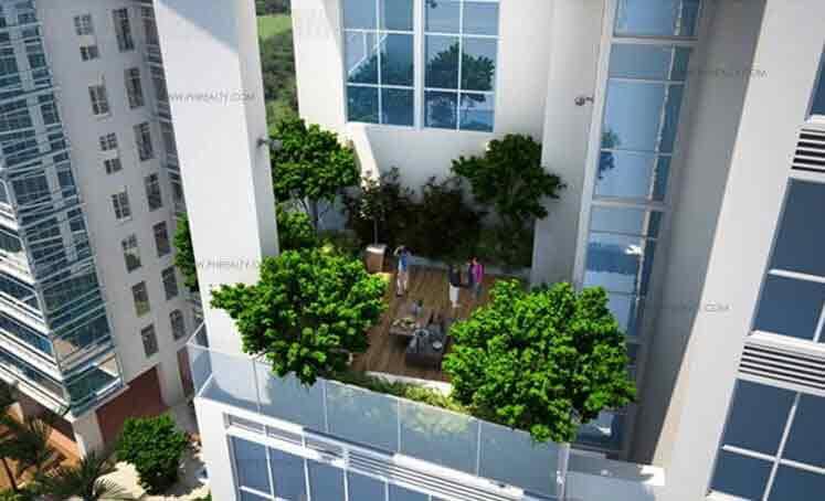 One Eastwood Avenue - Sky Garden
