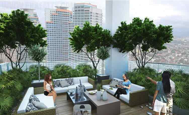 One Eastwood Avenue - Sky Garden