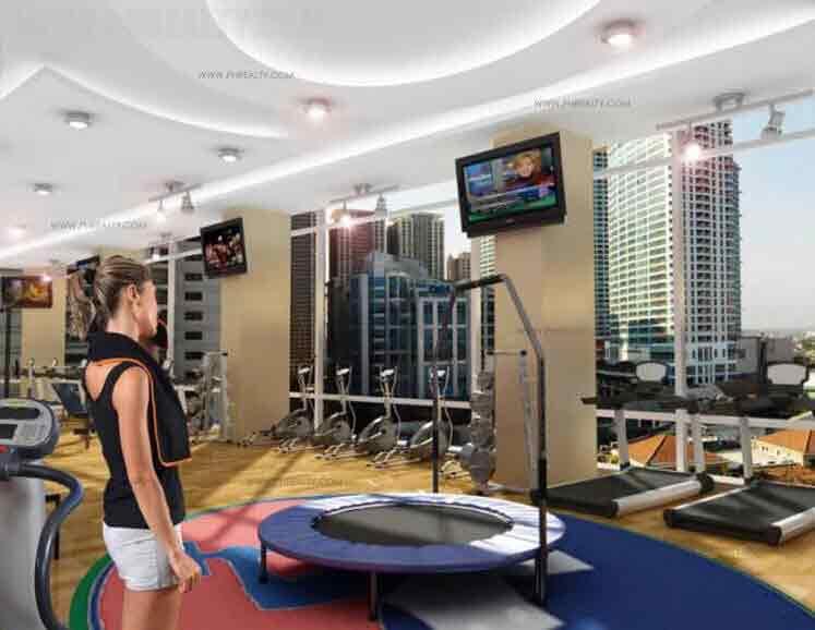 One Eastwood Avenue - Gym