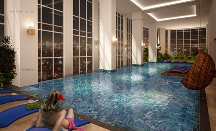 One Eastwood Avenue - Indoor Pool
