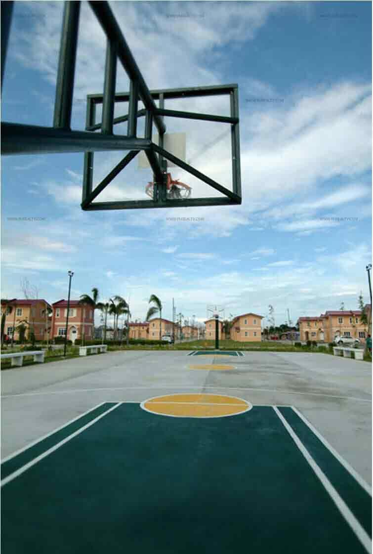 Sienna Villas Bacoor - Basketball Court