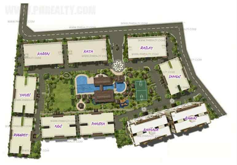 Royal Palm Residences - Site Development Plan