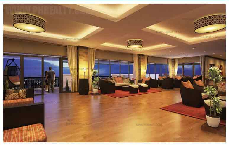 Royal Palm Residences - Sky Lounge