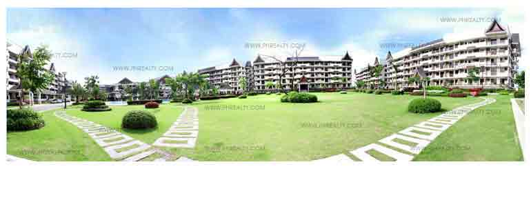 Royal Palm Residences - Open Lawn And Picnic Grove