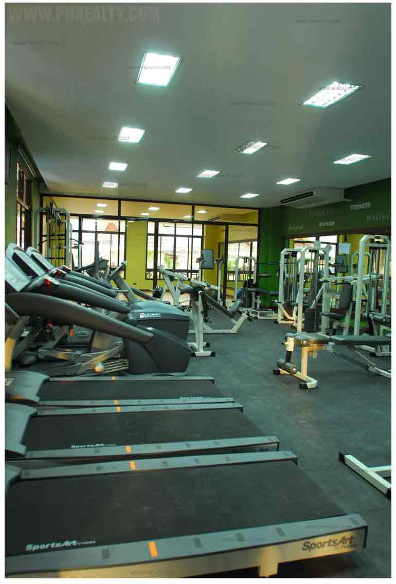 Royal Palm Residences - Fitness Gym