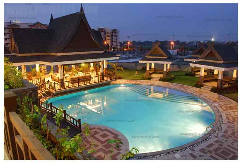 Royal Palm Residences - Leisure Pool