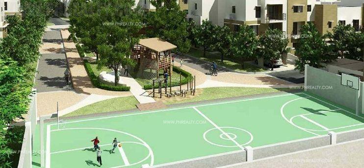 Ametta Place  - Multi-Purpose Court