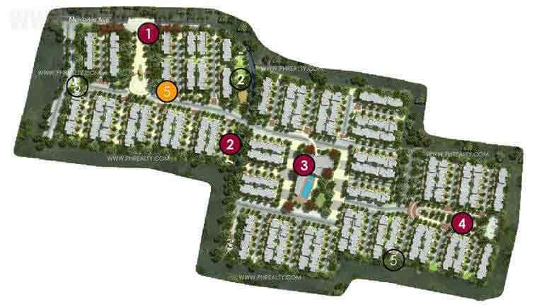 Ametta Place  - Site Development Plan