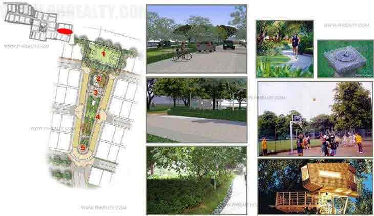 Ametta Place  - Sports Park