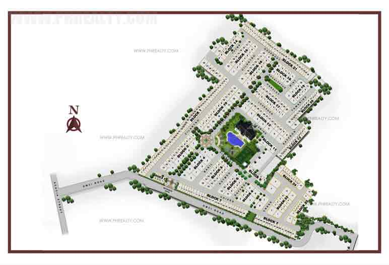Mahogany Place III - Site Development Plan