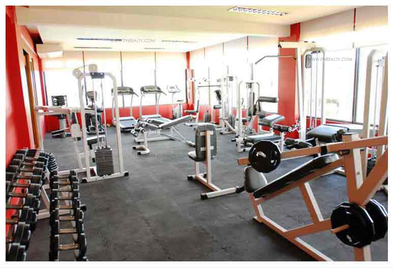 Mahogany Place III - Gym