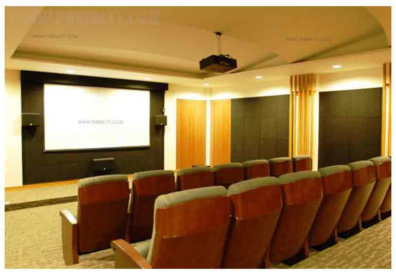 Mahogany Place III - Mini-Theater