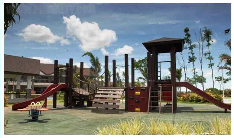 Mahogany Place III - Playground