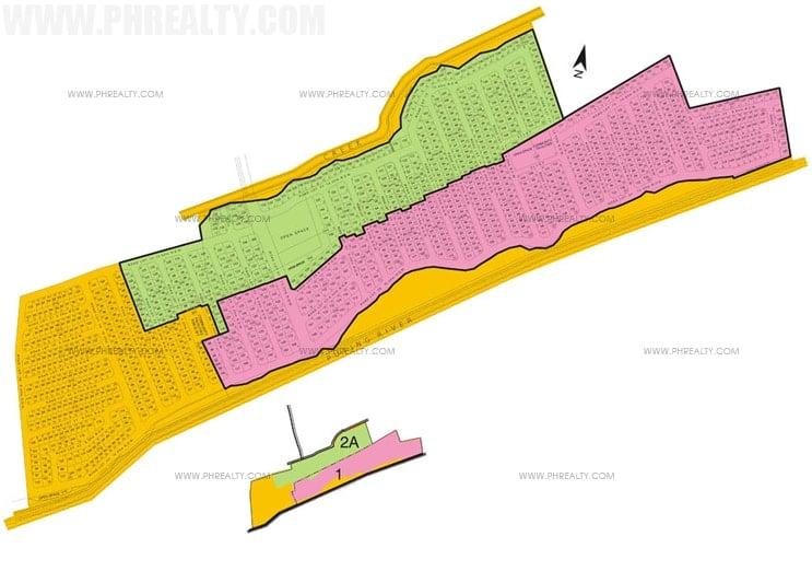 Heritage Spring Homes - Site Development Plan
