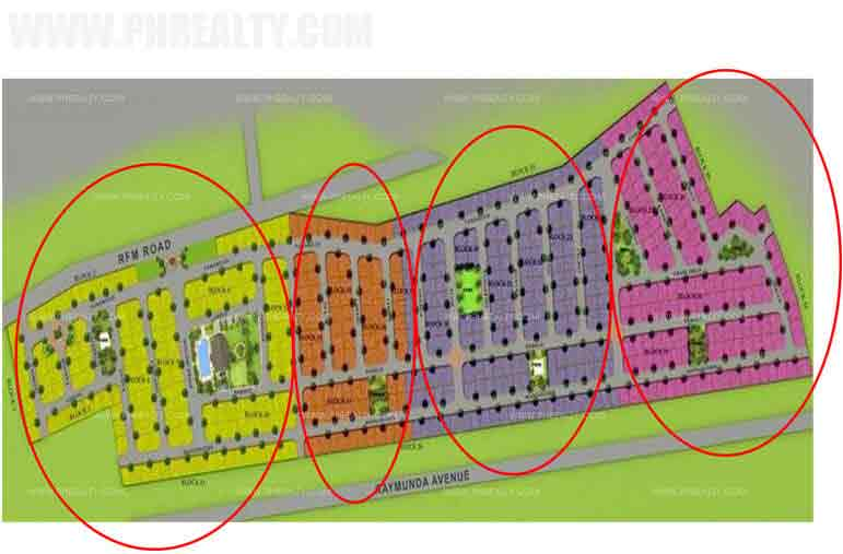 Willow Park Homes - Site Development Plan