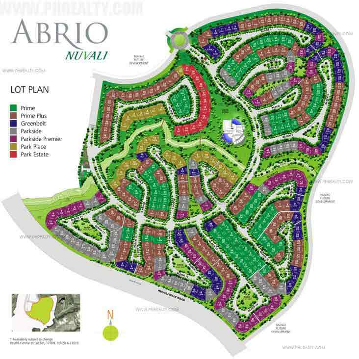 Abrio Ready For Occupancy Lot Only For Sale In Calamba Laguna With Price List