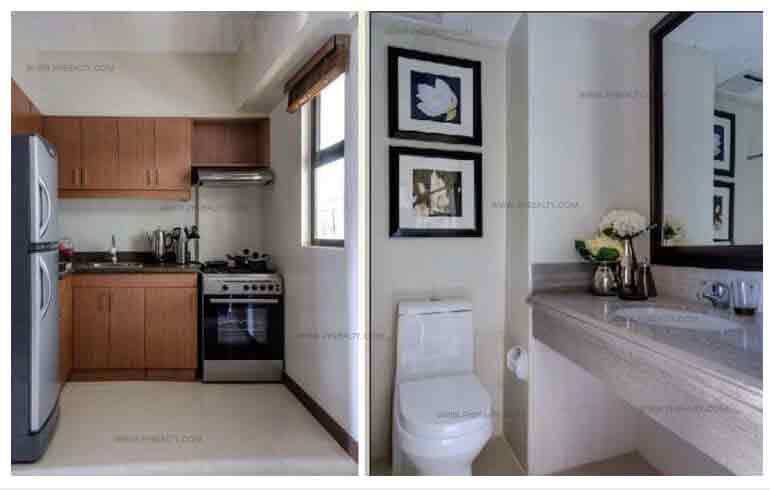 The Birchwood - Kitchen And Toilet & Bath Area