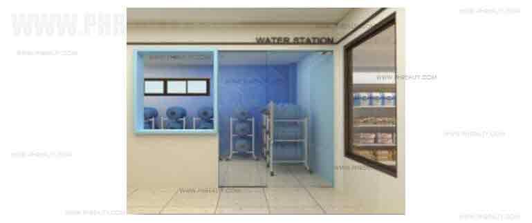The Birchwood - Water Station