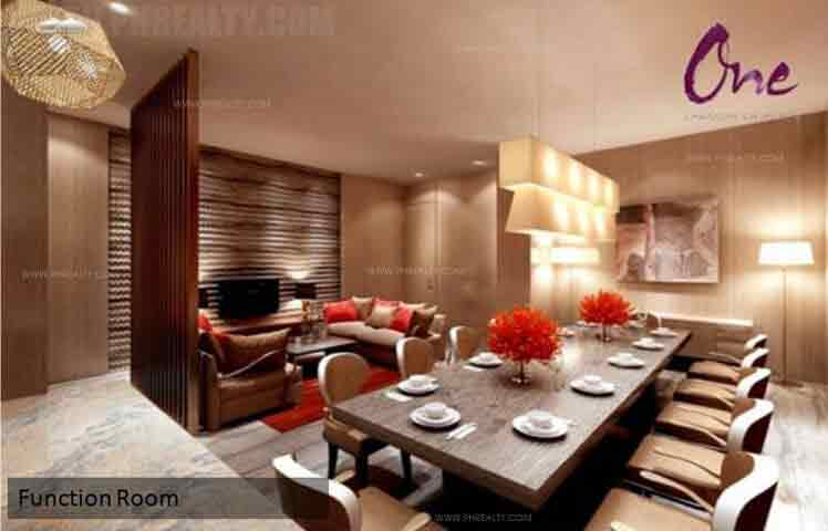 One Shangri la Place - Fuction Room