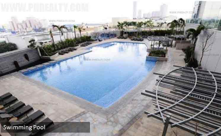 One Shangri la Place - Swimming Pool