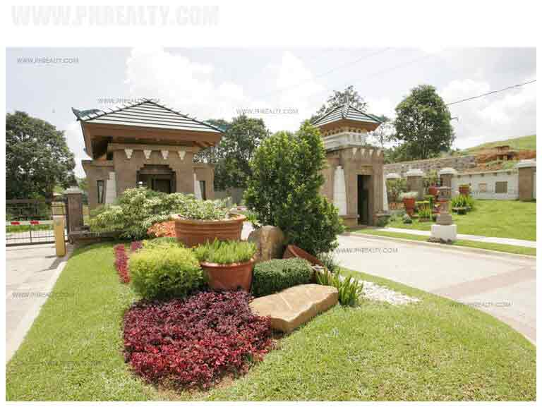 Mandala 2 - Gate and Guard House