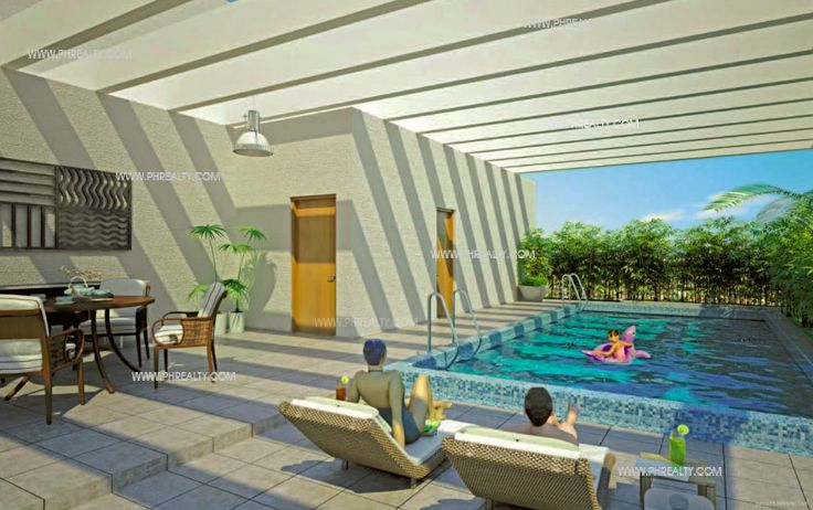 1322 Golden Empire Tower  - Swimming Pool