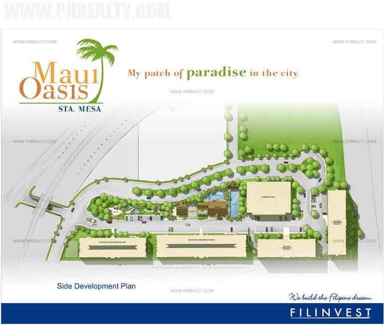 Maui Oasis - Building Plans