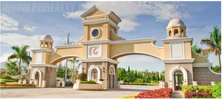 Montebello - Calamba Entrance