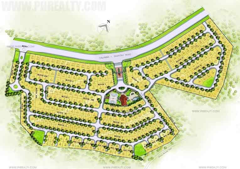 Montebello - Site Development Plan