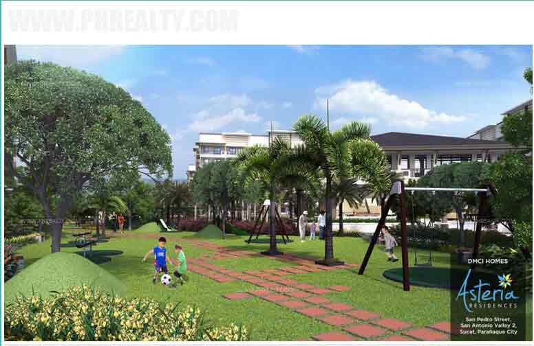 Asteria Residences - Play Area
