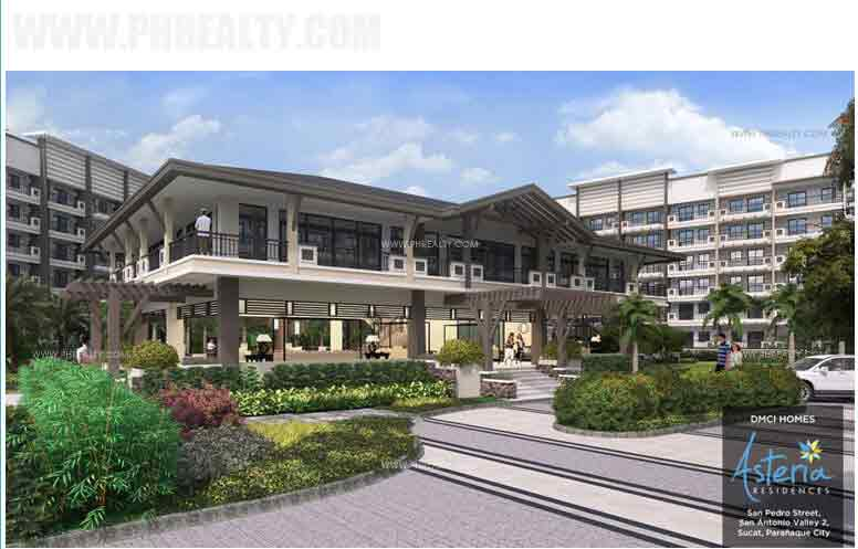 Asteria Residences - Clubhouse