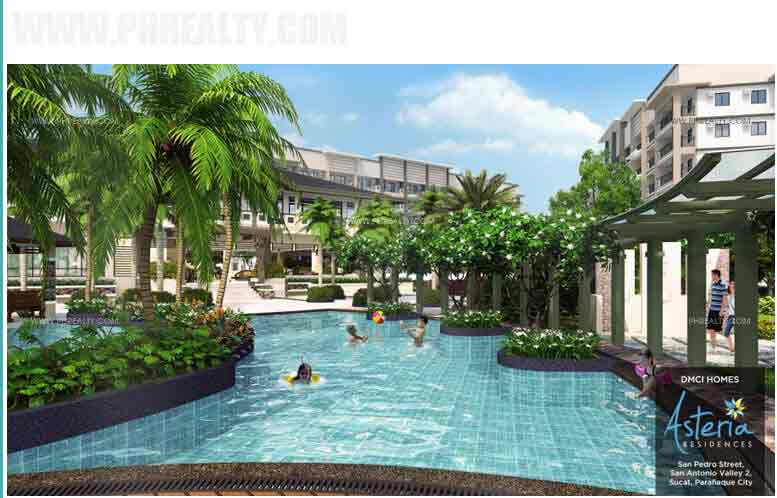 Asteria Residences - Kiddie Pool