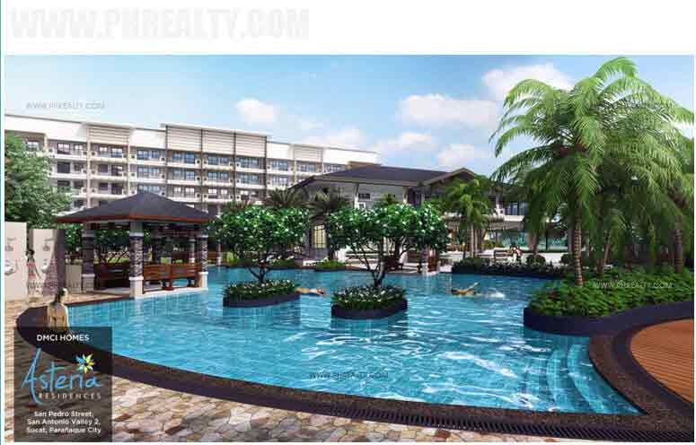 Asteria Residences - Leisure Pool