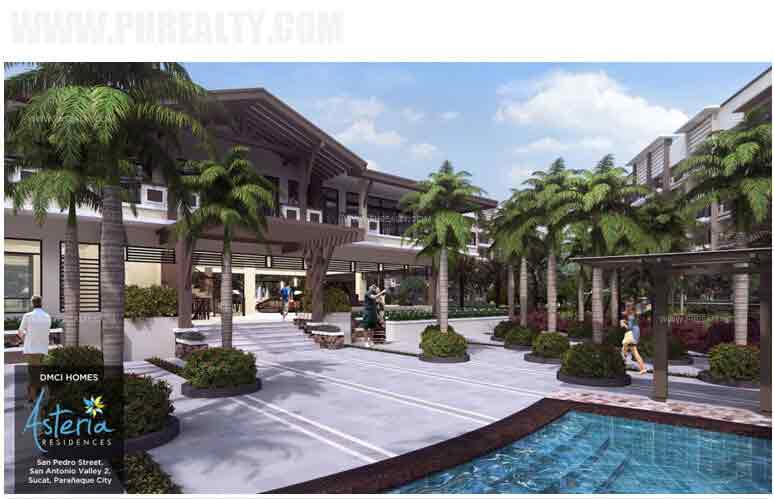 Asteria Residences - Palm Plaza